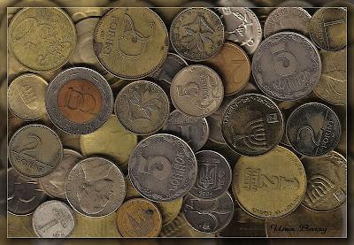 сканограмма деньги