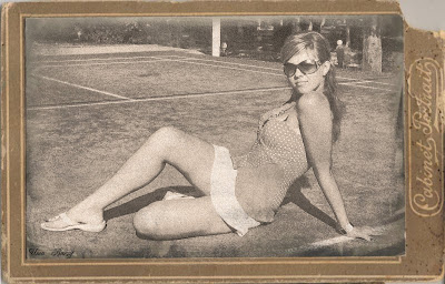 стилизация старинного фото