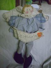 uno de los muñecos del curso