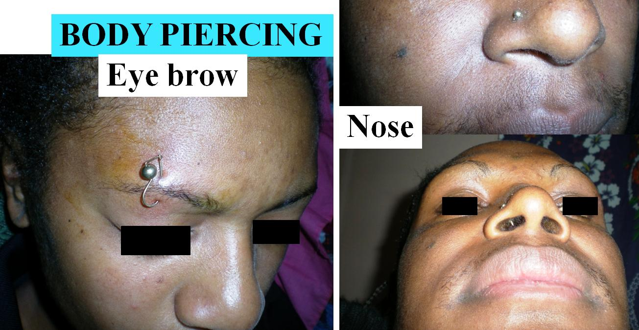 how to make your nose piercing heal faster