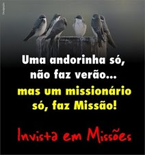 Invista em Missão