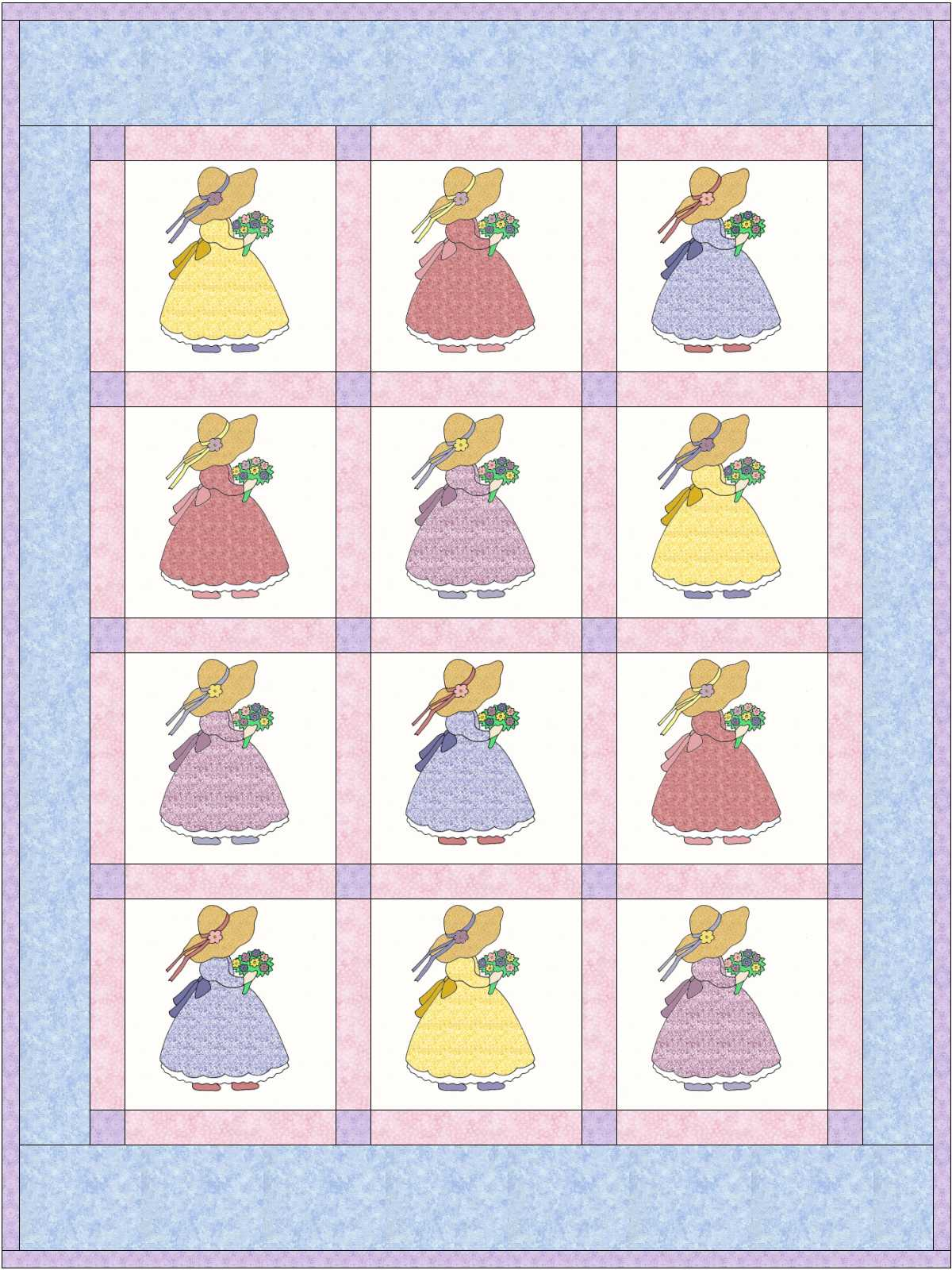 Prairie Cottage Corner - Home of Sunbonnet Sue and Friends: October ...