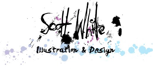 scottwhiteink illustrator/designer