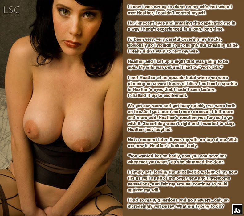 Apologise, Tg captions nude pics commit