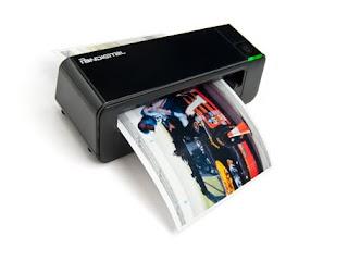 Pandigital Photolink One Touch Photo Scanner