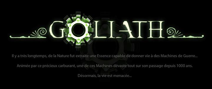 Goliath le film