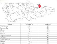 mapa de Colunga