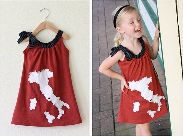 Free Patterns and Directions to Sew Children's Clothing and More