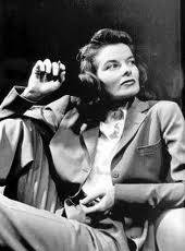 Katherine Hepburn, badass.