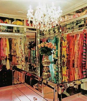 Closet da Santana  Closet