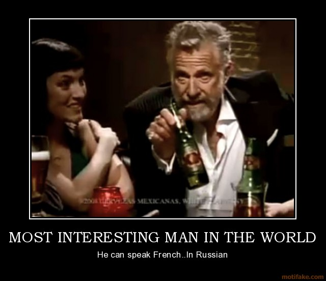 Jesus story and dos equis or what i learned from a beer commercial