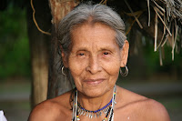 Rostro indigena