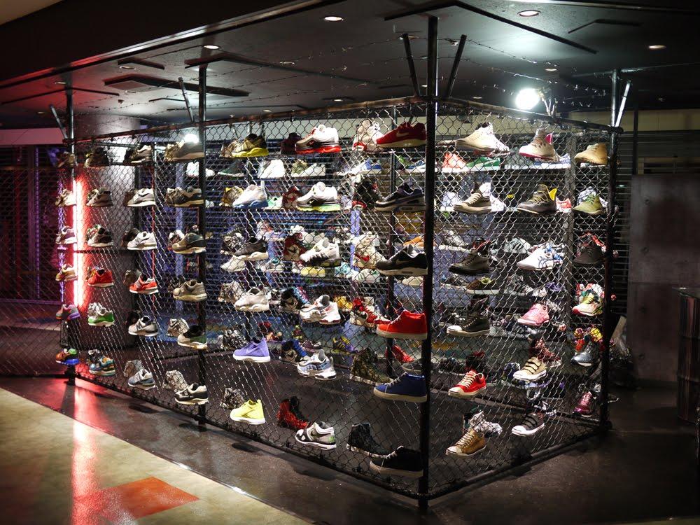 New Mita Sneaker Store In Ueno Tokyo Huzhuzh