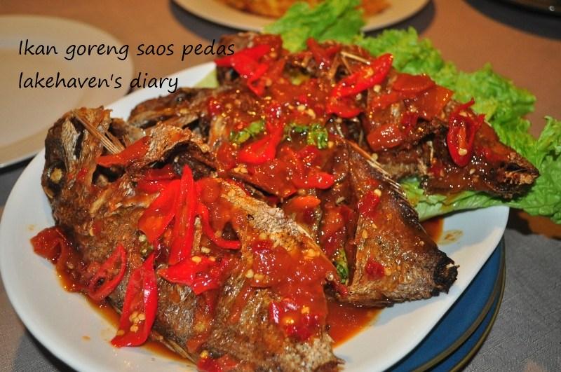 Ikan Saos Pedas Chef Selection