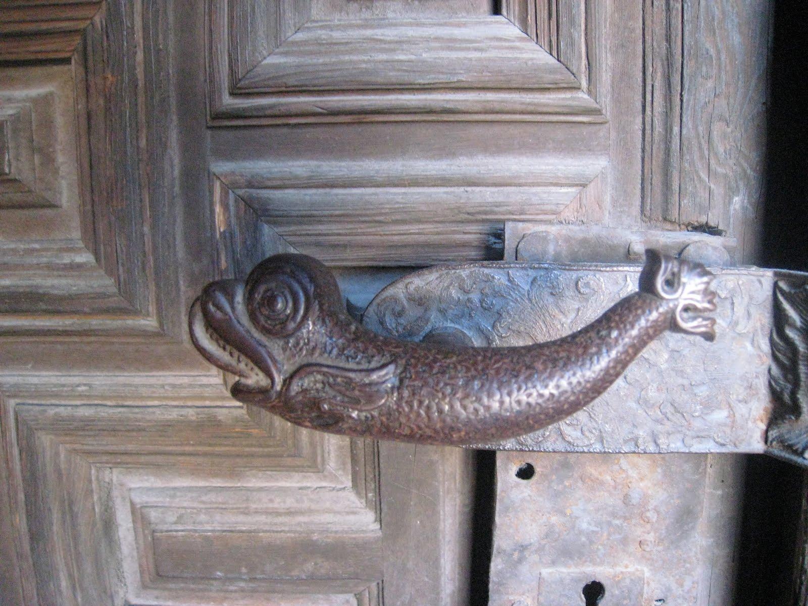 Cool Doors And Door Knockers, Part 3