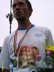Bucharest City Marathon, oct. 2009