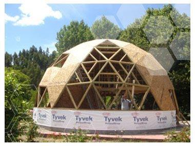 Estructuras juan cristobal moriamez uniacc taller de - Casas geodesicas ...