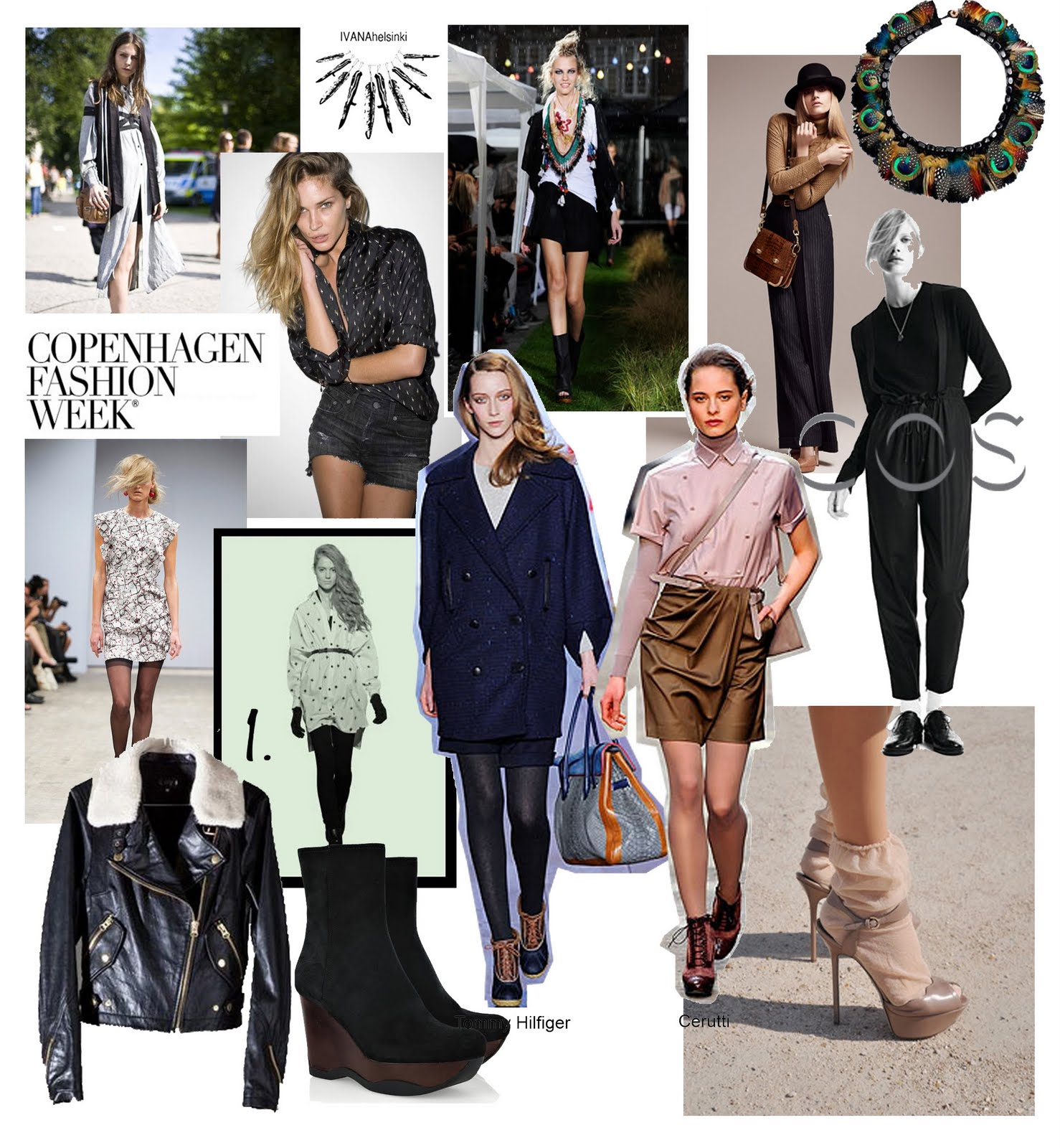 August review, Style Sharing