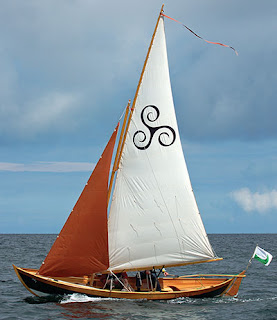 Bill's Log: 'Ness Yawl', designed by Iain Oughtred
