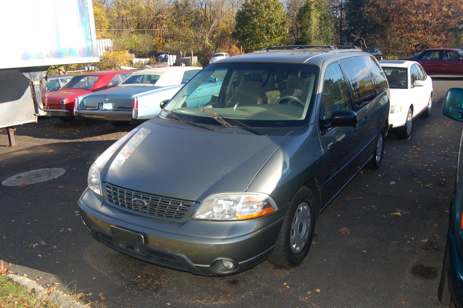Parkash Motors Everyday Cars For Sale 2003 Ford Windstar Lx 5700