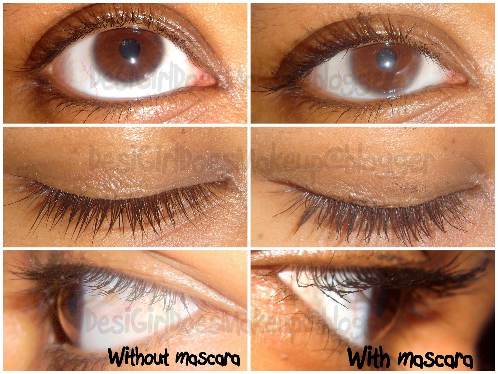 Desi Girl Does Makeup Review Revlon Grow Luscious Mascara