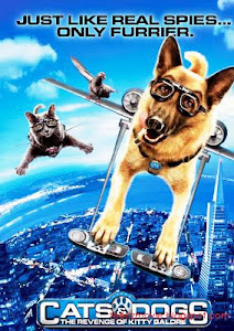 Cuộc Chiến Chó Mèo 2: Kitty Galore Trả Đũa - Cats And Dogs 2: The Revenge Of Kitty Galore poster