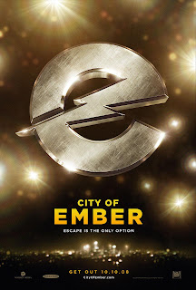 hr city of ember poster City of Ember 2008