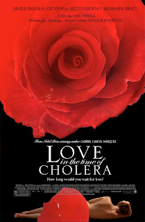 love in the time of cholera Love in the Time of Cholera 2007