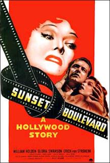 sunset boulevard poster Sunset Blvd. 1950