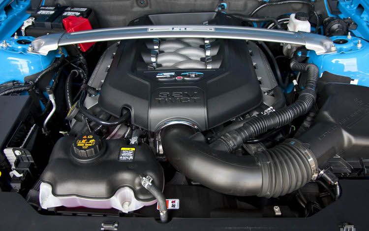 Mustang GT 5.0 Engine 2011