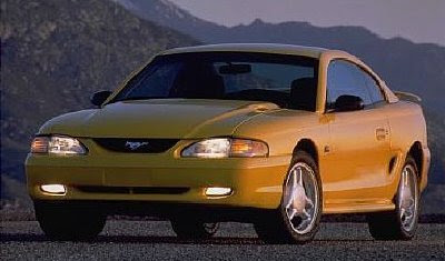 We Love Fords  Past  Present And Future   1994 1998 Ford Mustang