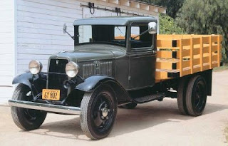 We Love Fords Past Present And Future 19301939 Ford Trucks