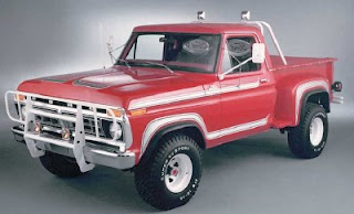 We love fords past present and future 1970 1979 ford trucks although touched on only lightly in the 1977 f series pickup truck catalog four wheel drive models including the bronco were attracting enough interest publicscrutiny Images