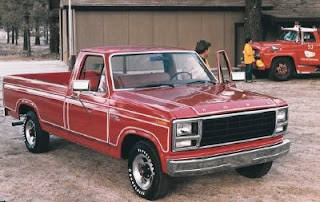 1981 ford f250 custom specs