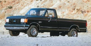 We Love Fords  Past  Present And Future   1980 1989 Ford Trucks