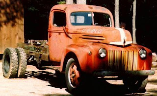Fantastic Cars  Ford Trucks Oldtimers Picture