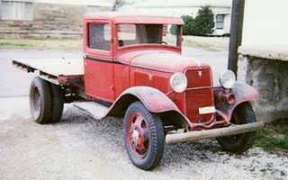 We Love Fords  Past  Present And Future   Ford Trucks Oldtimers