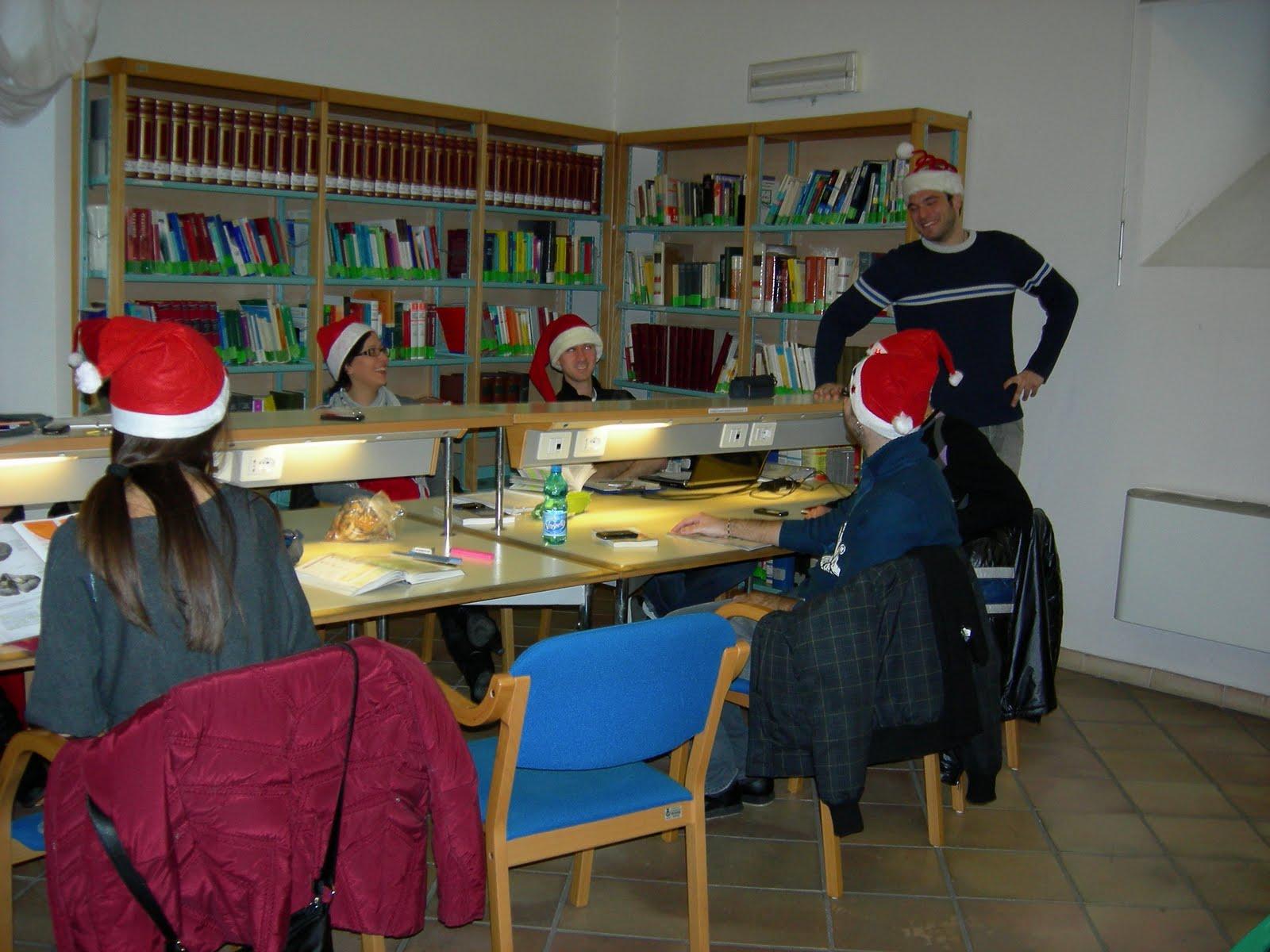 Natale in Biblioteca