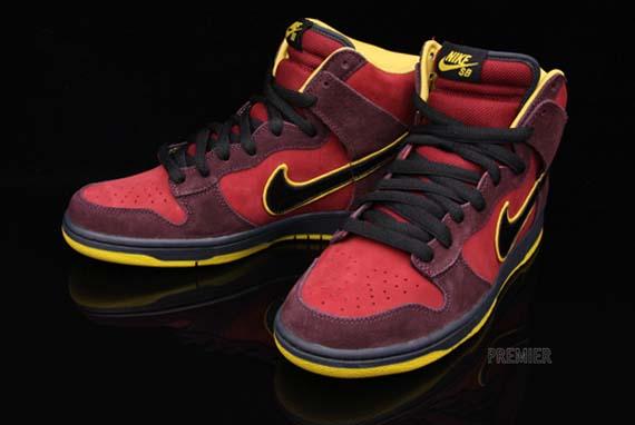 Nike Sb Dunk High Premio Iron Man Costume n6zG5bx0KE