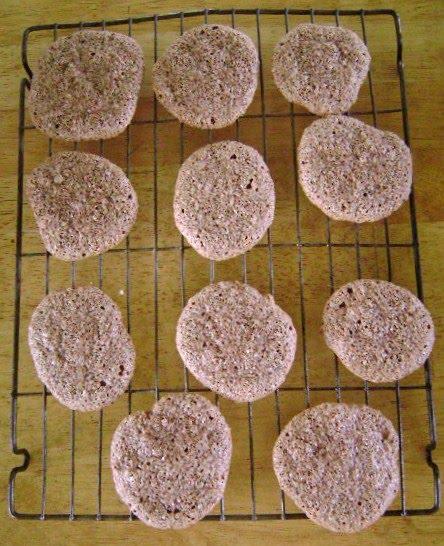 The Crispy Cook Basler Brunsli A Swiss Holiday Cookie That S
