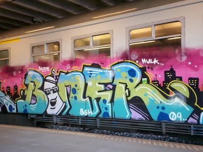 Boner graffiti
