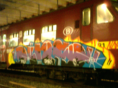 onbekend graffiti