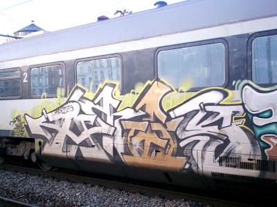 Drgs graffiti