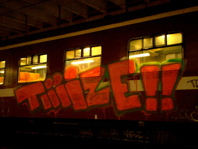 tize graffiti