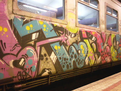Horphé graffiti