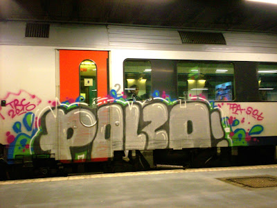 POLZO graffiti