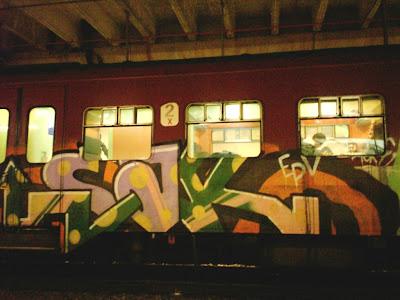 Sak graffiti