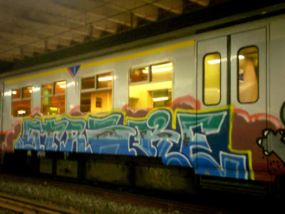 Strike graffiti