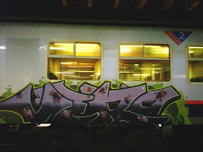 FE graffiti