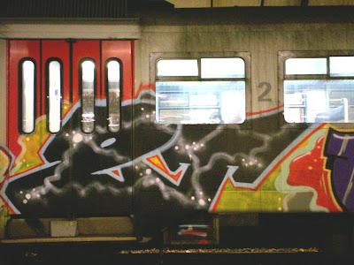 2T Graffiti